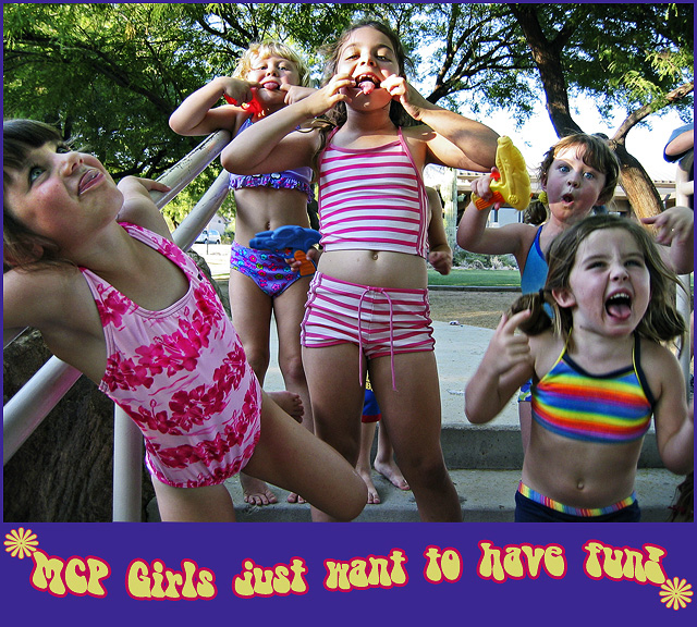 mcp girls Please vote for your favorite entry in the MCP Summer Fun Contest