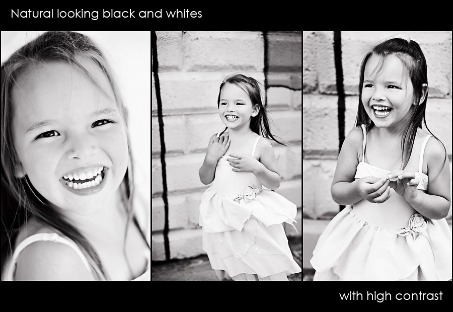 isabelbw thumb Photographing a Shy Child ~ How to Get Them To Interact