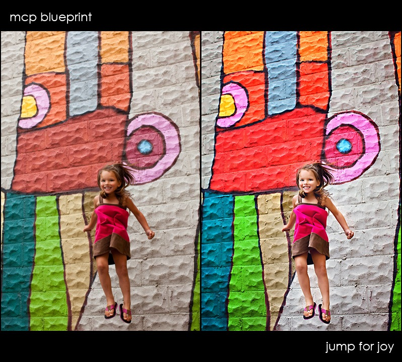 jumpforjoy thumb Photographing a Shy Child ~ How to Get Them To Interact