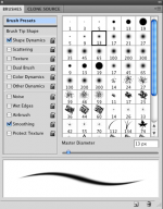 MCP Collaboration – Free Brushes for Photoshop