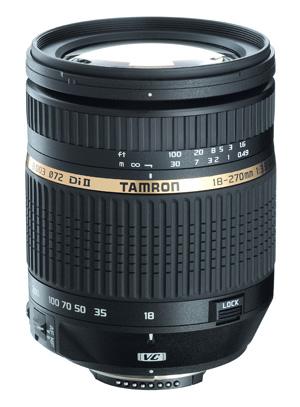 tamron 18 270 vc b003 rgb1 WIN AN SLR LENS: Brand New Tamron Lens – 18 270mm or 28 300mm