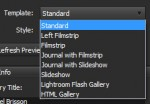 Finishing Steps in Adobe's Bridge – Preparing for Web