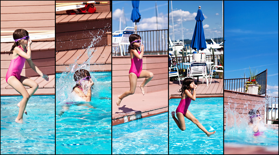 jumping in pool web 7 Easy Ways to Freeze Motion with Your Camera