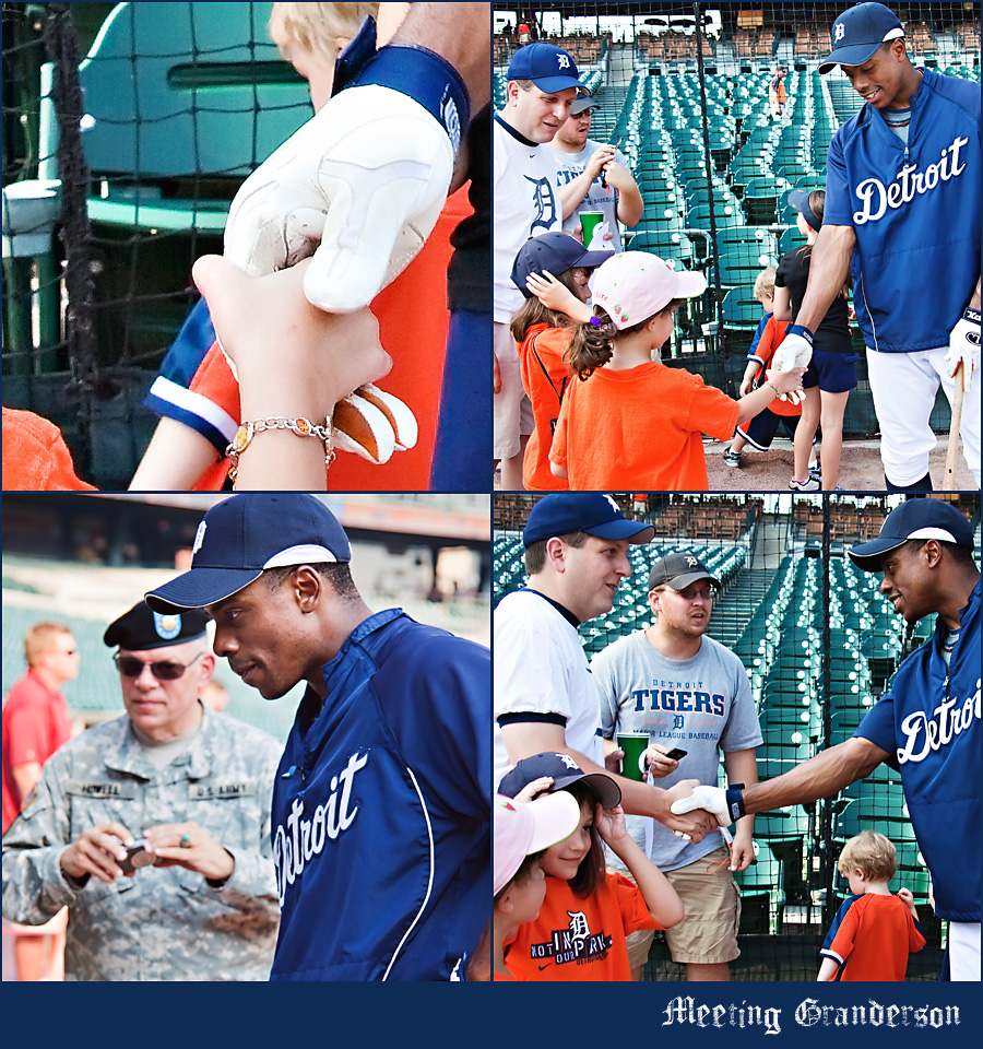 meeting granderson Snapshots: What Memories Are Made Of... A Really Fun Family Day