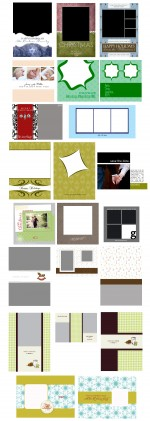 MCP's Card & Template Workshop {26 designs included}
