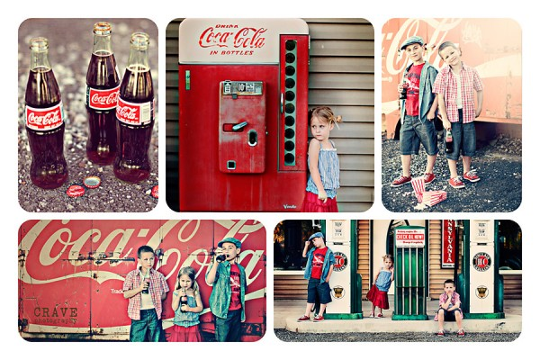 photoshop collages and templates