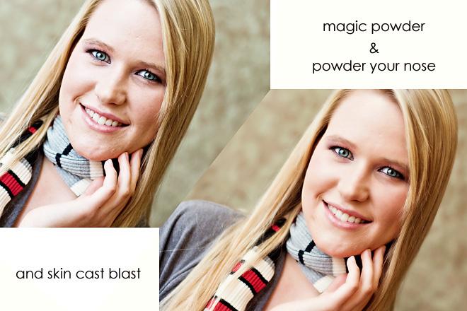 MCP Magic Skin for Photoshop Elements