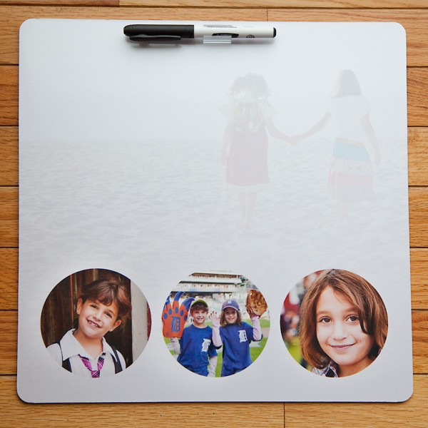 dry erase boards 3 600x600 Contest: Enter to Win Dry Erase Photo Boards from Color Inc.