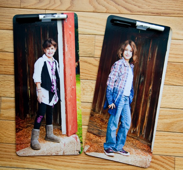 dry erase boards 6 600x557 Contest: Enter to Win Dry Erase Photo Boards from Color Inc.
