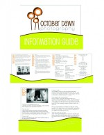 Free Information Guide Template for Photographers