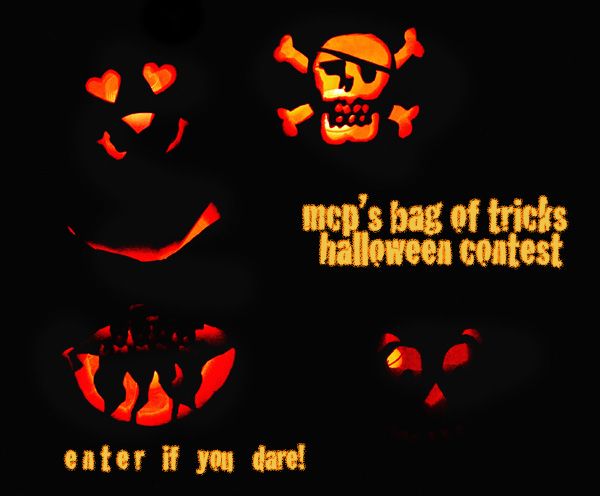 halloween Win the BAG OF TRICKS Photoshop Actions: Halloween Picture Share
