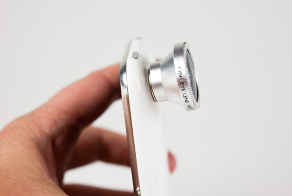cell phone wide angle lens
