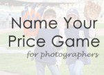 Play the MCP Name Your Price Game for Photographers