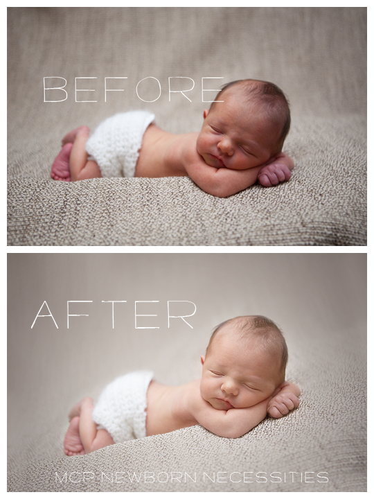 diy newborn baby photo ideas - How to Edit Newborn s in shop MCP Actions