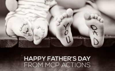 Happy Father's Day from MCP Actions