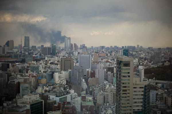 1 Out my Office Window Inside Tokyo: One Photographers View