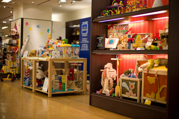 13 Toy Stores Inside Tokyo: One Photographers View
