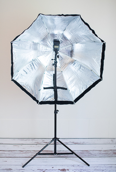Speedlight-on-a-stand