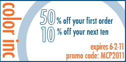 color inc discount code promo code
