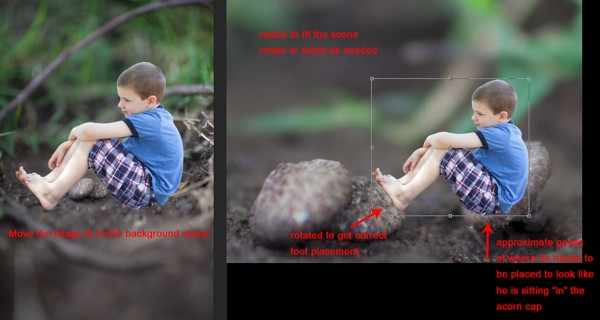 Acorn Tutorial 9 600x3201 How To Create Fantasy Composite Images In Photoshop