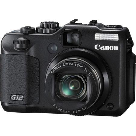 CanonG12 Canon G12 Point and Shoot Camera Giveaway