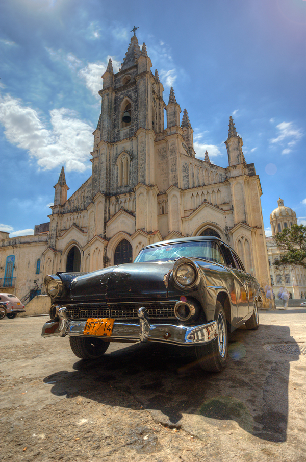 DHA63331 Travel Photography: Habana, Cuba   The Rest
