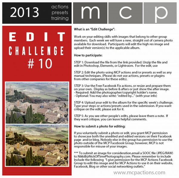 EditChallenge10 Clapperton 600x5981 MCP Photography and Editing Challenge: Highlights from this Week