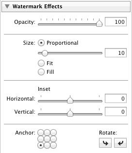 FBtut004 How to Create a Watermark in Lightroom 3