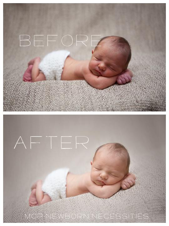 MCPTUT41 How to Edit Newborn Photos in Photoshop