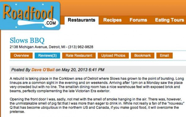 Screen Shot 2013 06 07 roadfood 600x3781 User Reviews: How Much Do They Matter