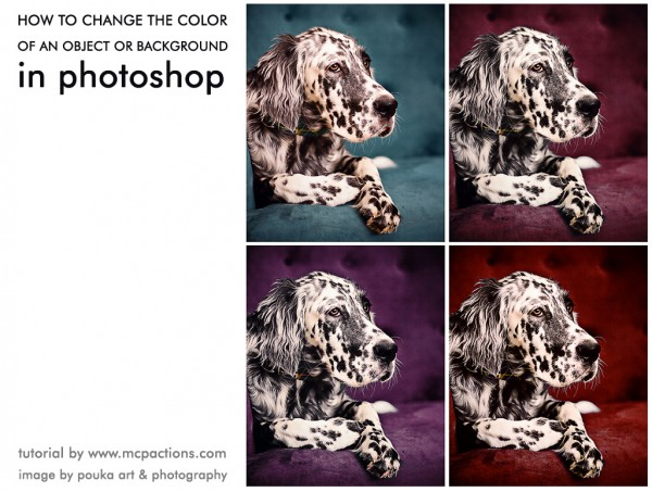 SetteeFourColor2 600x4531 How to Change the Color of an Object in Photoshop