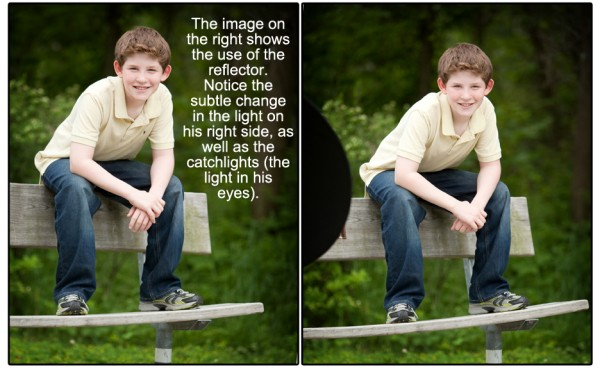 Photography-Instruction-using-a-reflector