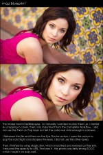 Blueprint – Enhancing a Senior Photograph Using MCP Photoshop Actions