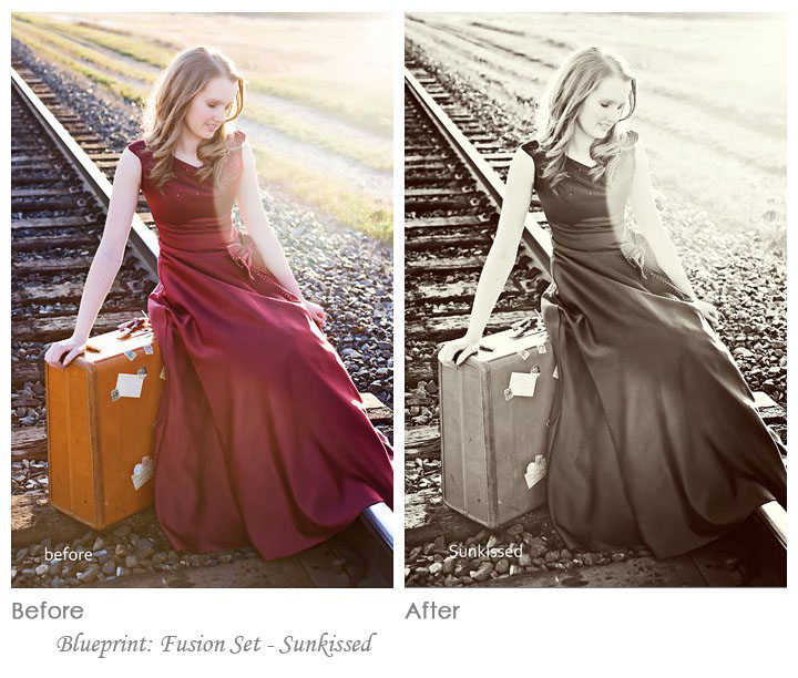 bobbi jo Blueprint Shares from Customers: Fusion & Mini Fusion Photoshop Actions