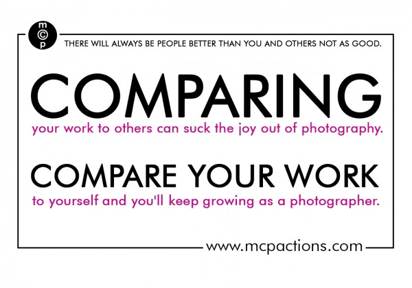 comparing 600x4201 Comparing Yourself to Other Photographers