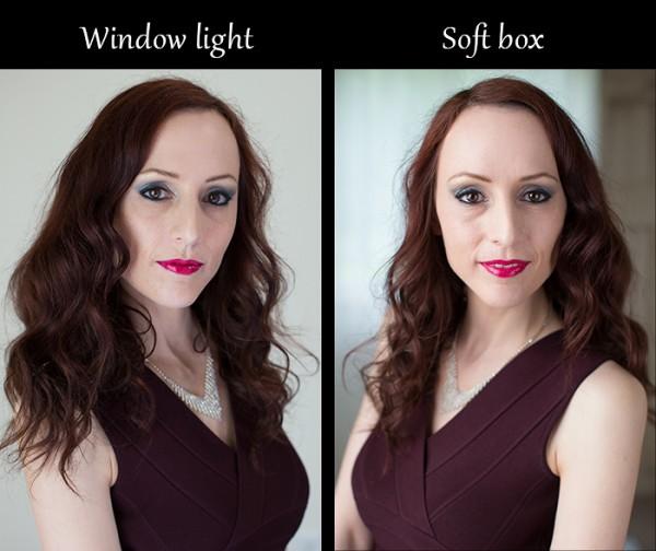 softbox-vs-window-light