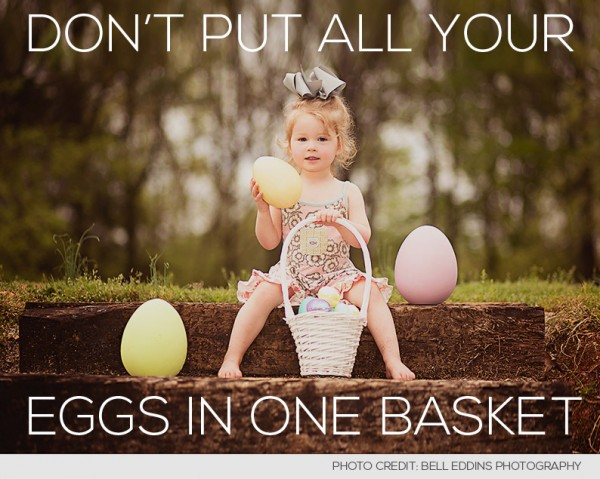 eggs in one basket 600x479 Should You Jump Ship From Facebook For Google Plus?