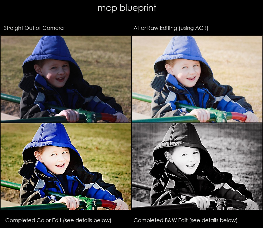 fixitfridayblueprint thumb MCP Blueprint – How RAW saved this shot and Photoshop Actions made it Better