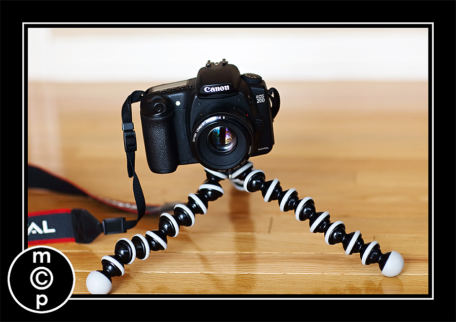 gorilla pod 4 Ever Wish Your Tripod was Small and Flexible?  Meet the Gorillapod (And Enter to Win One)