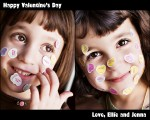 happy valentines day 150x120 Guess who has the flu... Plus contest info and more...