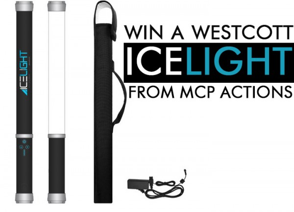 icelight contest 600x4331 Contest: Win a Westcott Ice Light