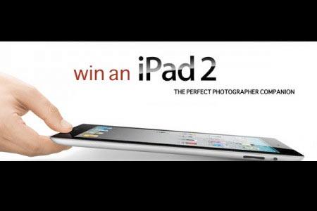ipad2 Win an iPad 2: MCP Photographers Giveaway