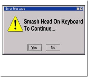 keyboard thumb1 Funny T shirts – in light of my recent computer situation…