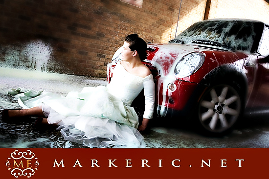 mark eric21 Trash the Dress   Its About Creation, not Destruction