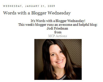 me ME * Yep Me * Interviewed About Blogging