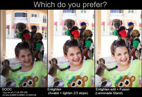monkey ba 600x4131 How To Photograph and Quickly Edit Your Family Vacation Photos
