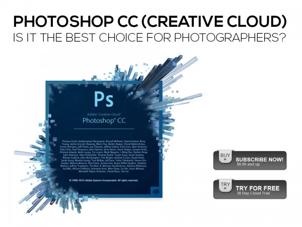 photoshop cc 600x4501 The NEW Photoshop CC: Is It The Best Choice For Photographers?