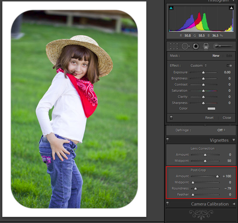 rounded corners in lr2 Quick Tip: How to Make a Rounded Corners Border in Lightroom