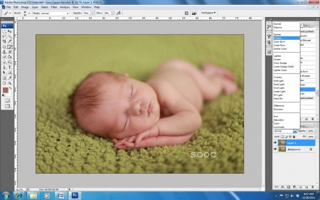 screenshot 1 450x281 How to Achieve Creamy Newborn Skin Using Photoshop