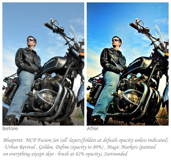 wendy mayo ba 600x576 Fusion Photoshop Actions: Before and After Edits from Customers